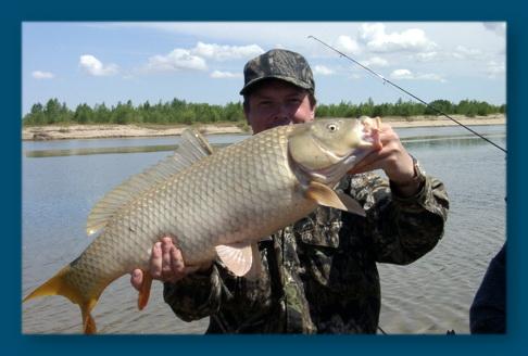 какая рыба ловится зимой в реке кубань
